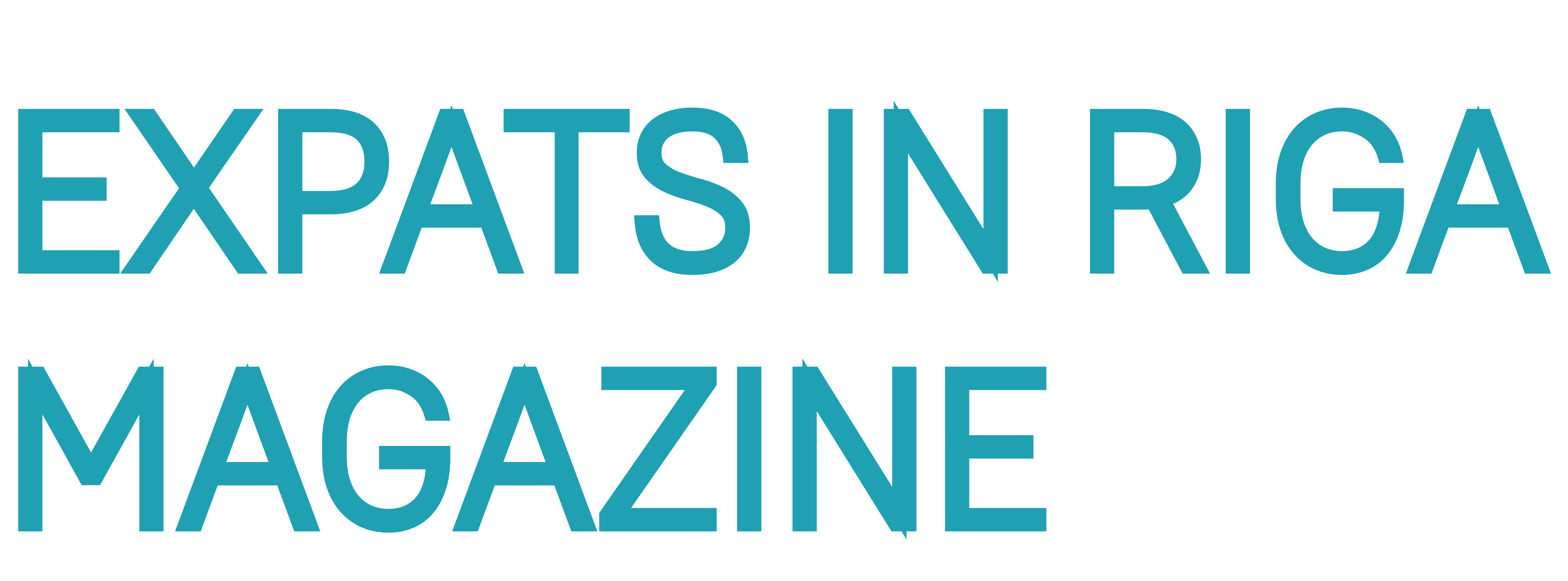 Expats in Riga Magazine